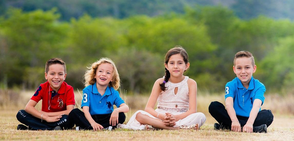 bambini attivi sereni